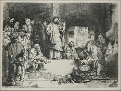 Rembrandt: Etchings