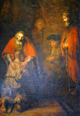 Rembrandt: Return of the Prodigal Son