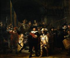 Rembrandt: Revolutionizes the Group Portrait (The Nightwatch)