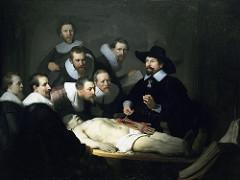 Rembrandt: The Anatomy Lesson