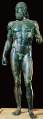 Riace Warrior (Early Classical)  (Greece)