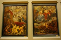 Rubens: Arrival of Marie de' Medici at Marseilles