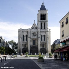 Saint-Denis,1140-1144,Saint-Denis,France,Gothic Art