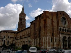 Saint-Sernin,1070-1120,Toulouse,France,Romanesque Art