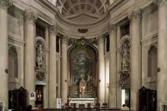 San Carlo alle Quattro Fontane interior