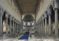 Santa Sabina interior