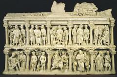 Sarcophagus of Junius Bassus  (Rome)  (Early Christian)