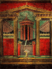 Second Style Painting  (Rome)