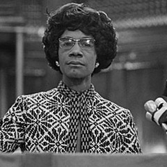 Served in the U.S. congress. In 1972 she ran for the Democratic nomination for president of the United States.
