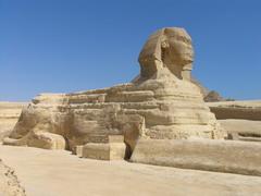 Sphinx (Old Kingdom)  (Egypt)