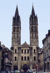 St. Entienne, Caen
