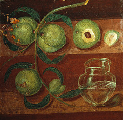 Still Life with Peaches  (Rome)