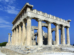 Temple of Aphaia (Early Classical)  (Greece)