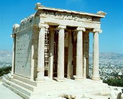 Temple of Athena Nike (Classical)  (Greece)