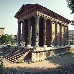 Temple of Portunus (Republic)  (Rome)