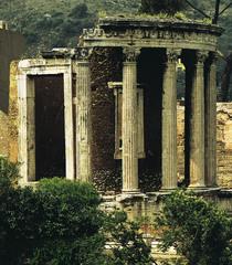 Temple of Sibyl (Republic)  (Rome)