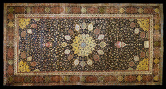 The Ardabil Carpet. Maqsud of Kashan. 1539-1540 ce. silk and wool