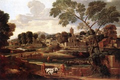 The Death of Phocion, Nicolas Poussin, Baroque Art