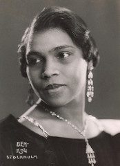 The first black woman to sing at the Metropolitan Opera Company