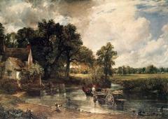 The Haywain by John Constable, 1821