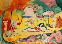The Joy of Life by Henri Matisse, 1905-1906