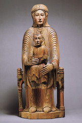 The Morgan Madonna,1150-1200,Romanesque Art