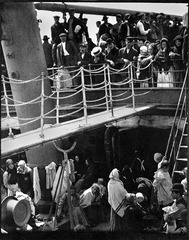 The Steerage. Stieglitz. 1907. Photogravure