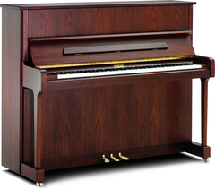 The upright piano was first developed in: