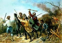 The Whiskey Rebellion demonstrated the improved effectiveness of :