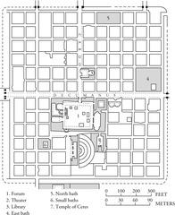 Timgad (High Empire)  (Rome)