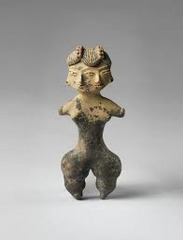 Tlatilco female figure