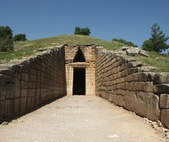 Treasury of Atreus (Mycenean)
