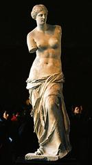 Venus de Milo (ALEXANDROS OF ANTIOCH-ON-THE-MEANDER) (Hellenistic)  (Greece)