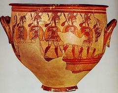 Warriors Vase (Mycenean)