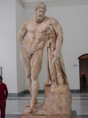 Weary Herakles (Late Classical)  (Greece)