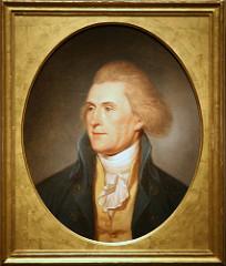 Which of these men was NOT a federalist?  Alexander Hamilton Thomas Jefferson George Washington John Adams